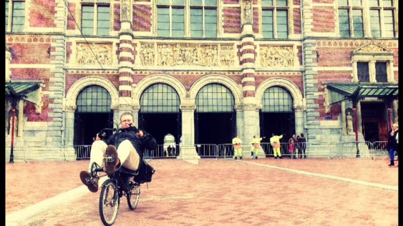 rijksmuseum fietstunnel