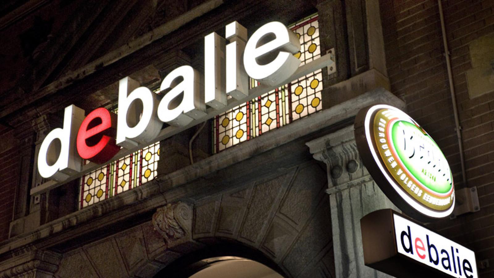 Jan Boeve/De Balie