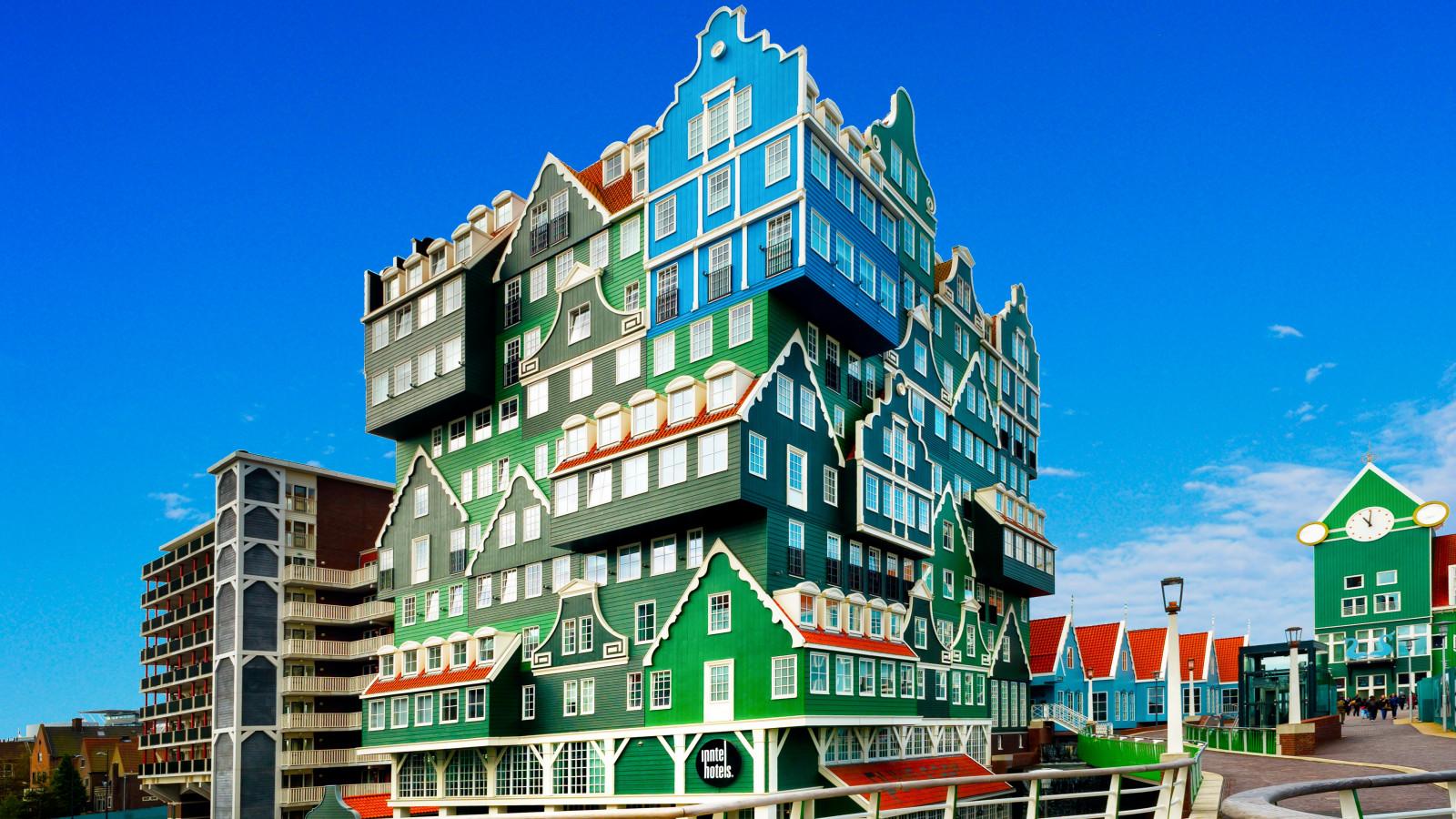 Peter Barnes / Inntel hotels
