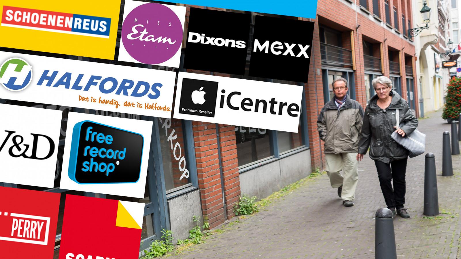 133bc8c9fe9b8a Deze bekende winkelketens verdwenen uit de winkelstraat - NH Nieuws