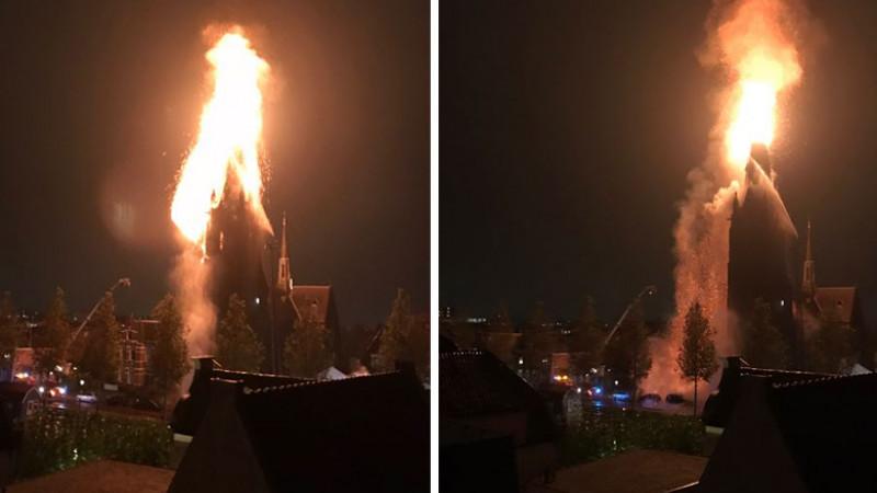 Kerkbrand