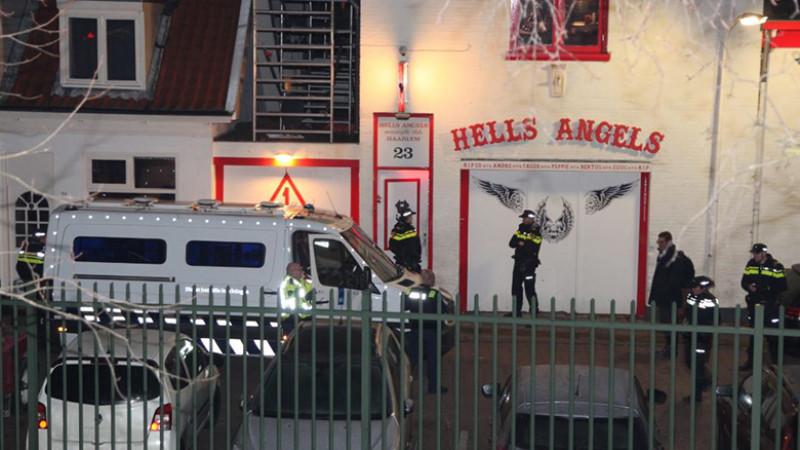 Hells Angels inval