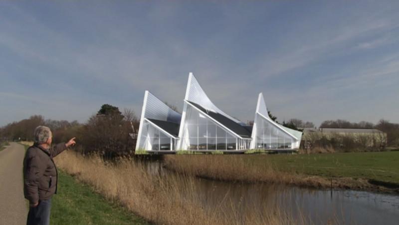 Crematorium Alkmaar Bewerking