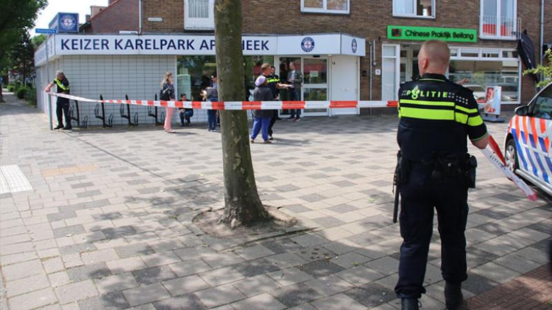 Overval op apotheek in Amstelveen II