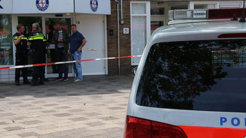 Overval op apotheek in Amstelveen III