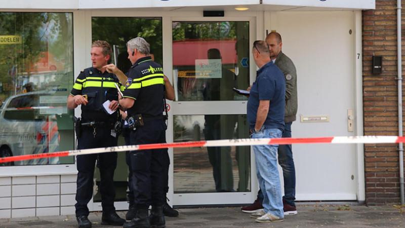 Overval op apotheek in Amstelveen IV