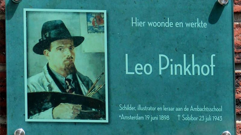 Onthulling plaquette Den Helder