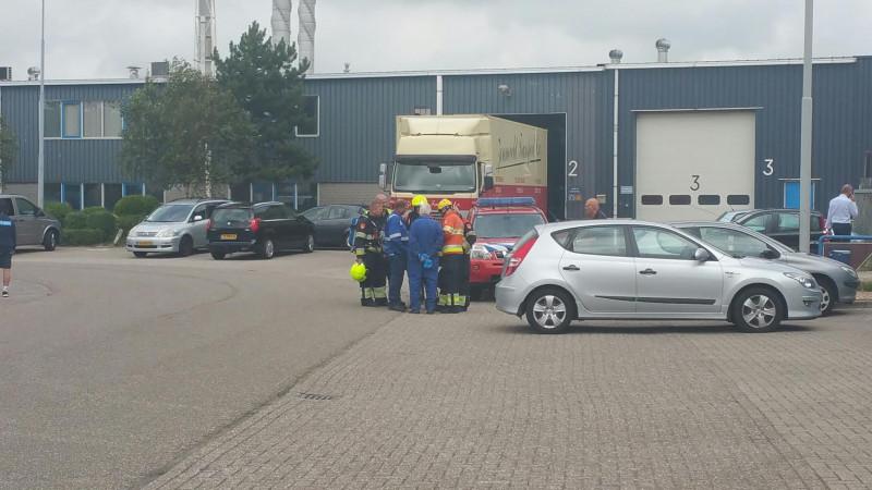 Luide knal gehoord bij Reym in Beverwijk