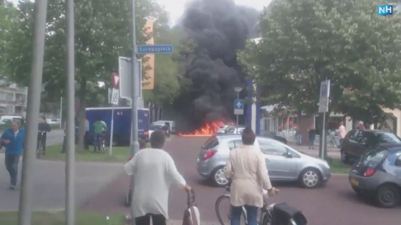 Autobranden Heemskerk