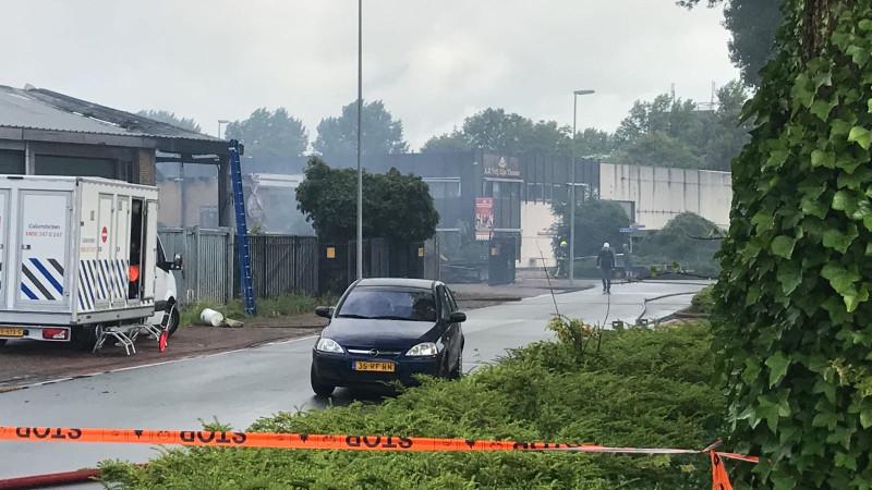 Ravage na verwoestende brand Alkmaar