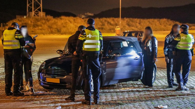 Aanhoudingen na mishandeling op parkeerplaats in Bloemendaal aan Zee