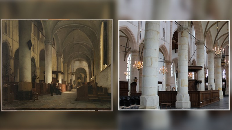 Kerk in Naarden I