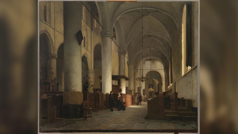 Kerk in Naarden II