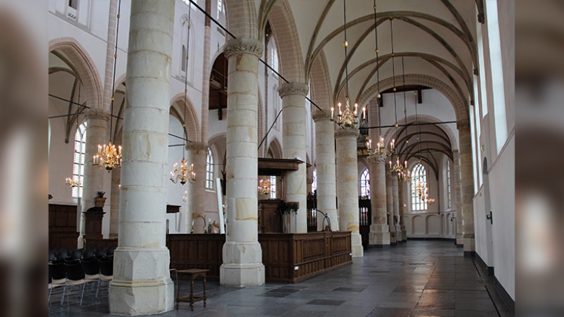 Kerk in Naarden III