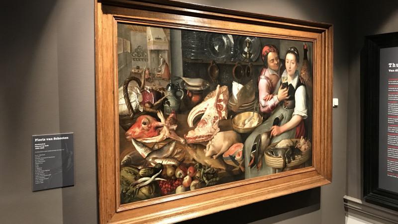Restauratie schilderij Westfries Museum 3