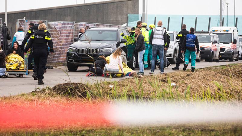 Grote terrorisme oefening in Amsterdam