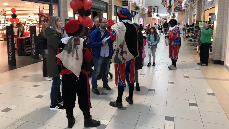 Pro Zwarte Pietenprotest Bovenkarspel