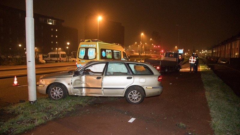 Ongeluk in Haarlem I