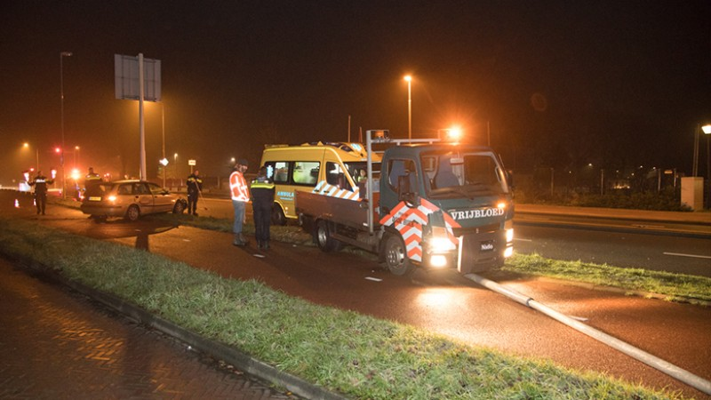 Ongeluk in Haarlem II