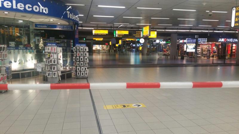 Schiphol Breaking