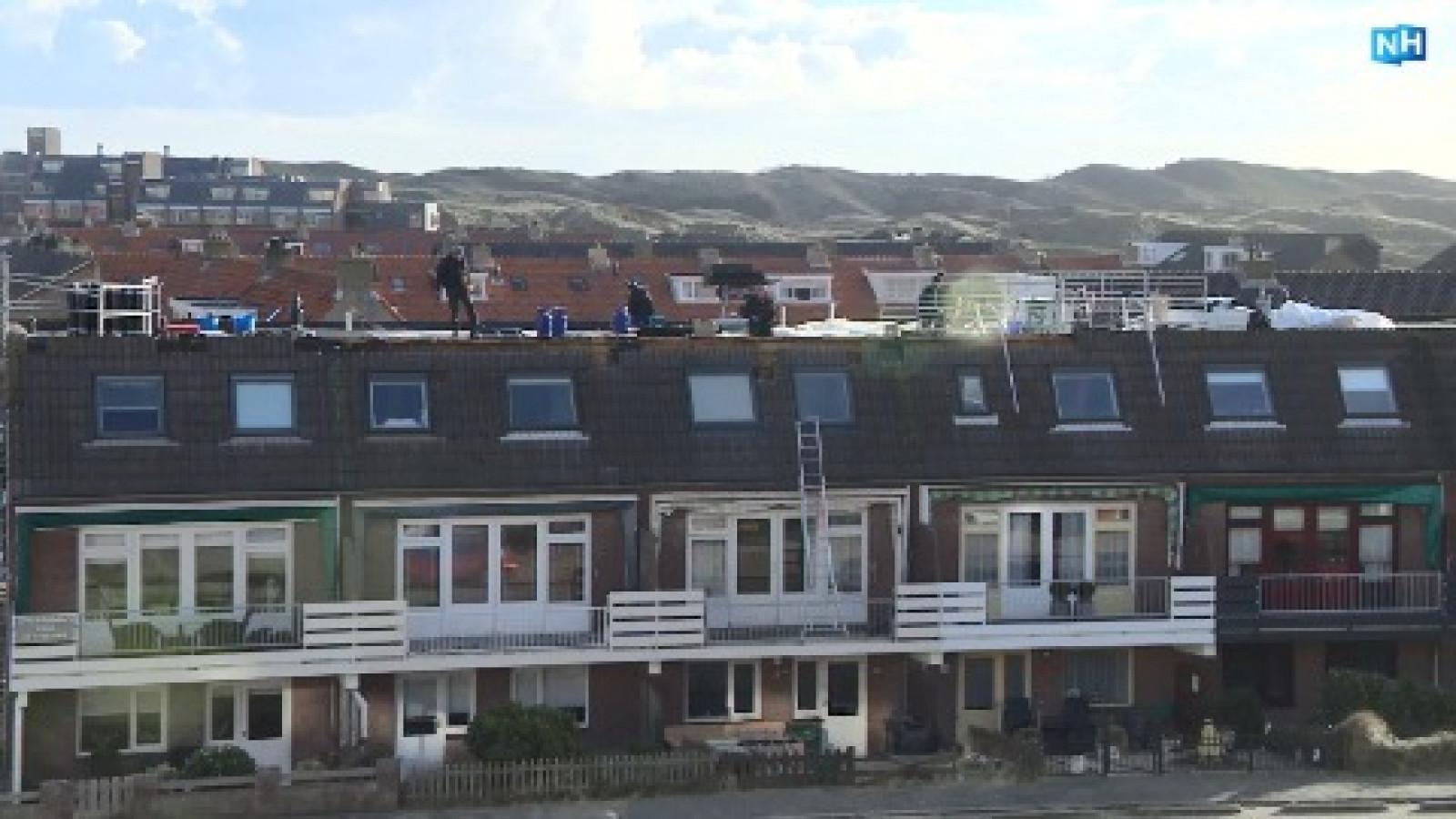 Nieuw dak voor Egmonders: