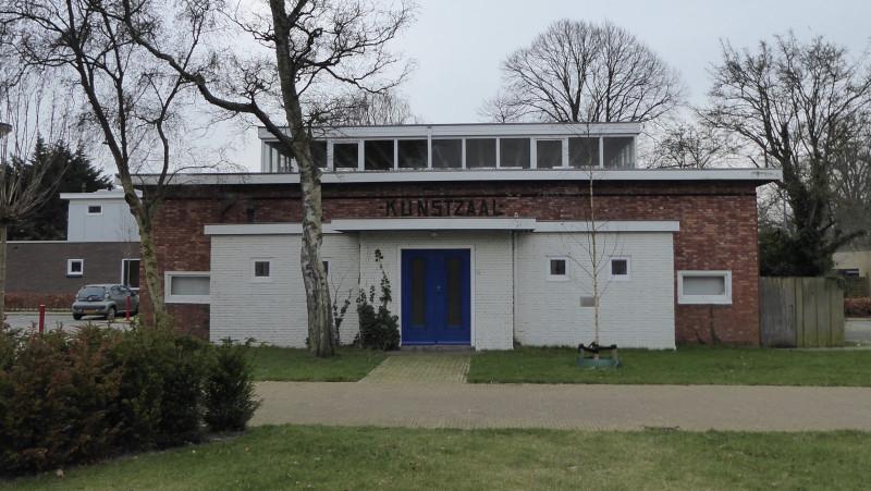 Luceberthuis Bergen voormalig atelier Lucebert
