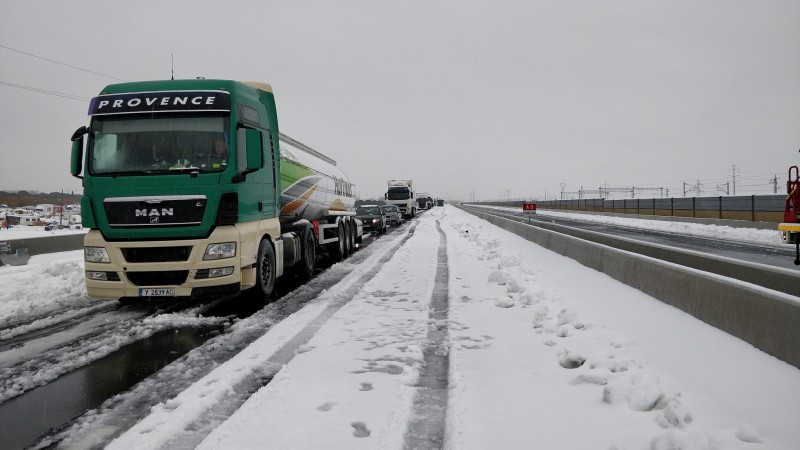 Hilversummer staat al bijna 24 uur in monsterfile in Zuid-Frankrijk