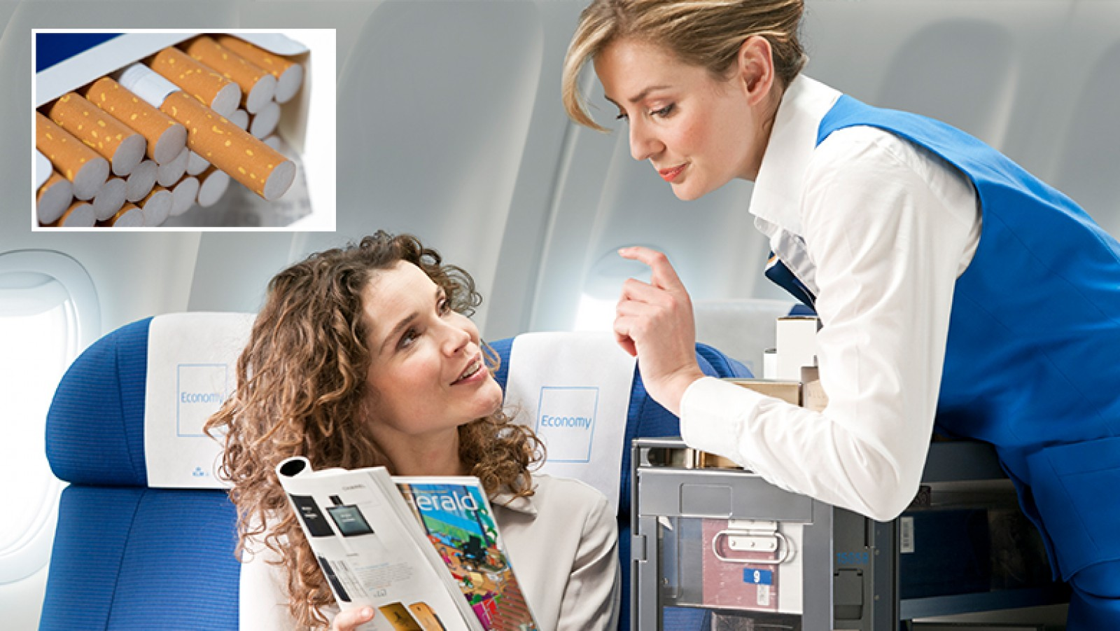 KLM / Shutterstock / Beeldbewerking NH