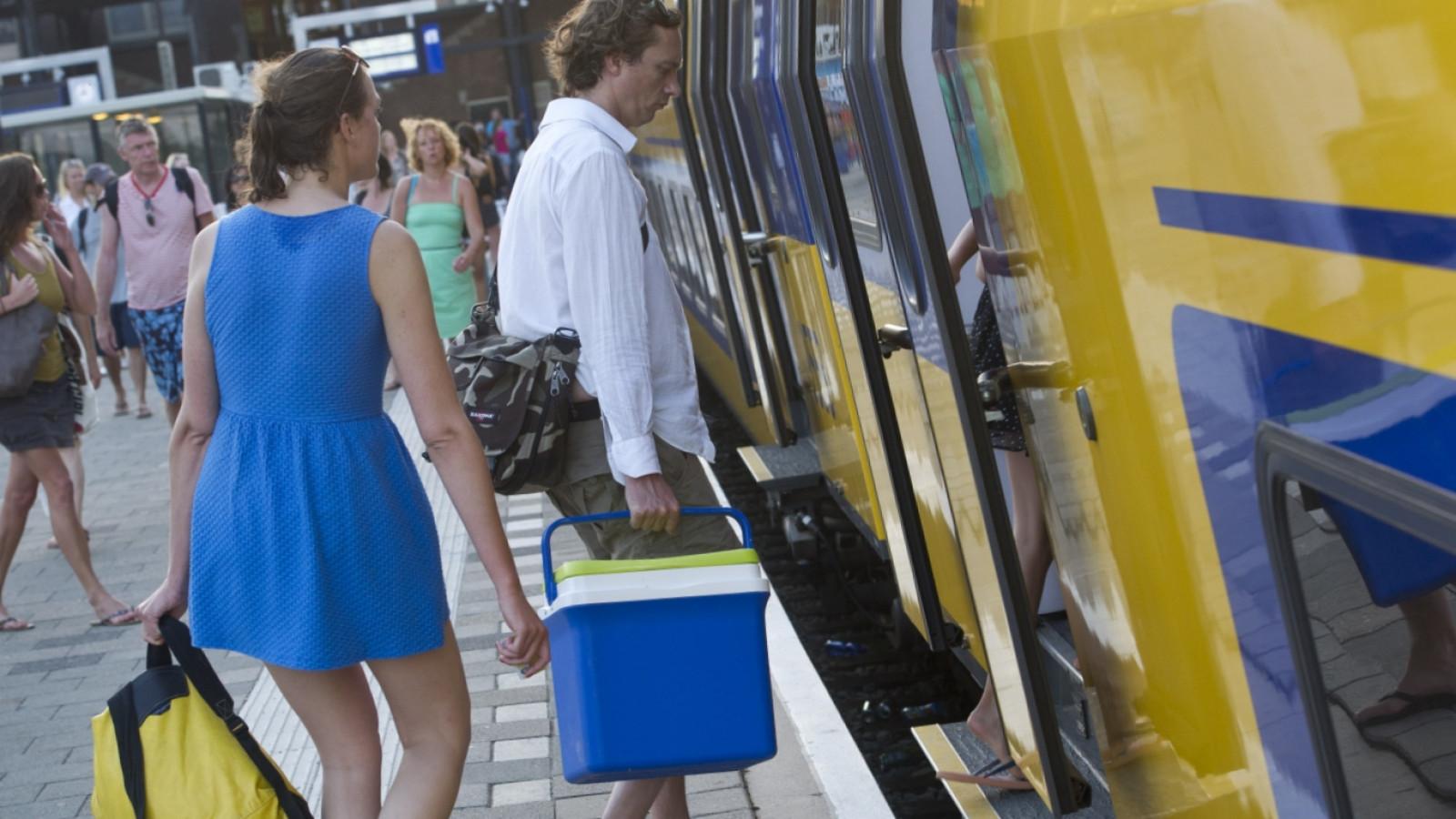 Ns Breidt Dienstregeling Uit Vanaf Zomer 2020 Zes Treinen Per Uur