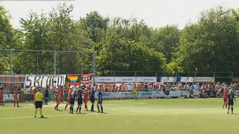 FC Twente - Ajax vrouwen