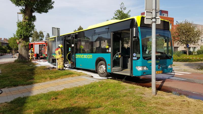 Busbrand Alkmaar 2