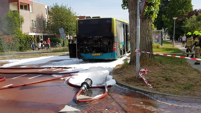 Busbrand Alkmaar 3