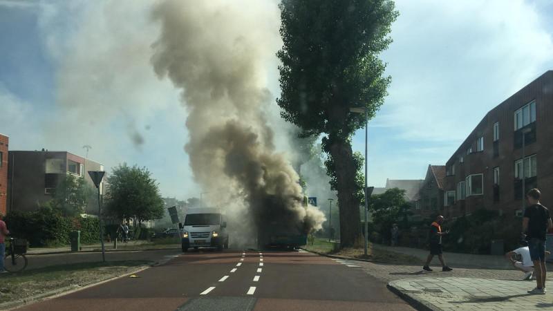 Busbrand Alkmaar 4