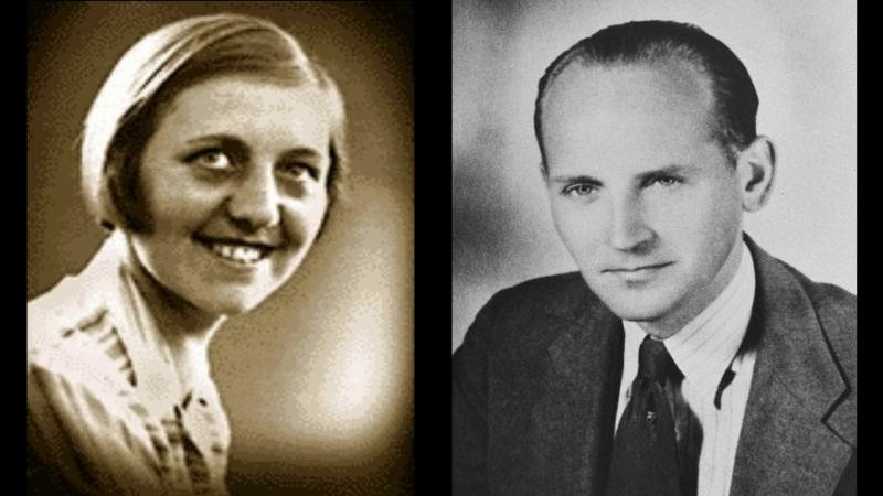 Annie en Bert Bochove