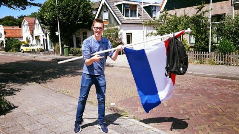 Aaron Zeeman - Texel