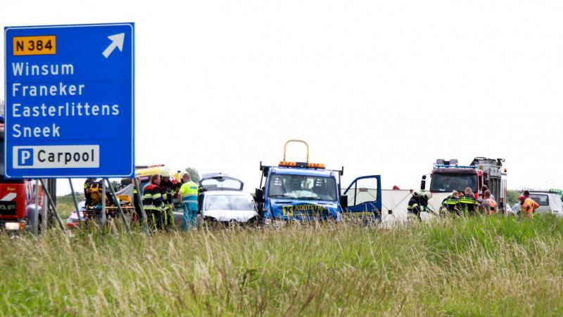 Man uit Den Oever omgekomen bij ongeluk in Friesland