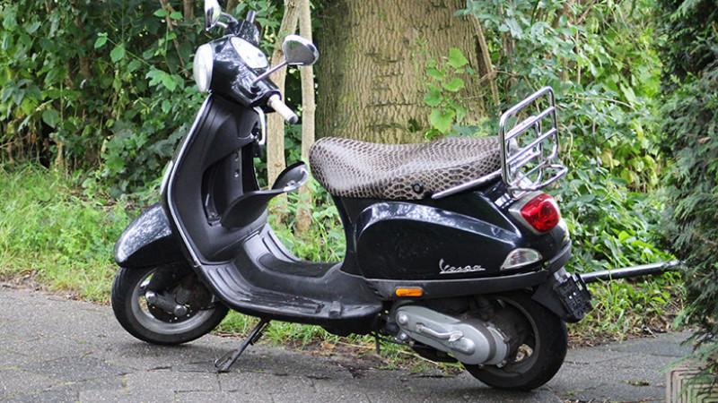 Scooterrijder aangehouden Purmerend