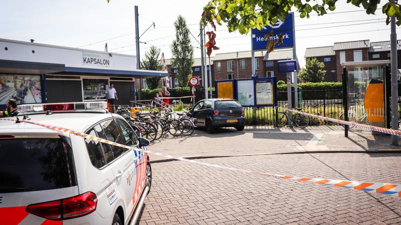 Achtervolging eindigt in Heemskerk I