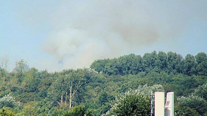 Duinbrand in Heemskerk