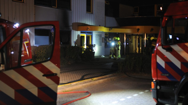 Brand Medisch Centrum Geestmerambacht Broek op Langedijk
