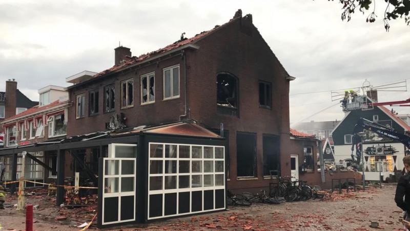 Restaurant in Egmond aan Zee wordt gesloopt