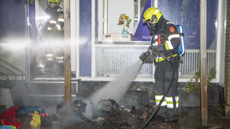 Brand Kinderdagverbijf Haarlem