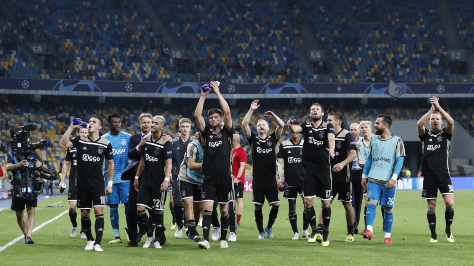 Loting Champions League 2019 Image: Pittige Loting Ajax In Champions League