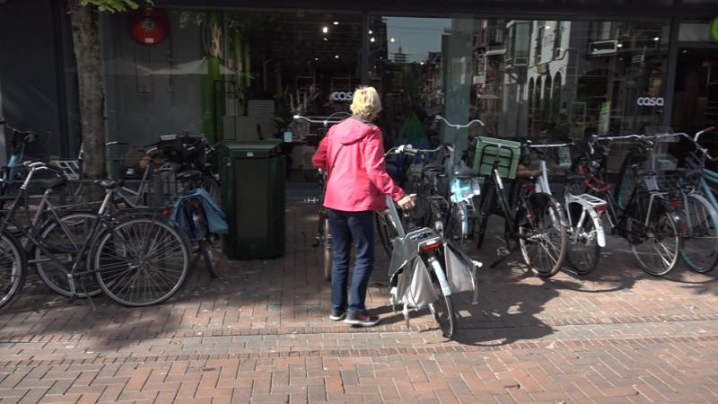 handhaving fiets parkeren