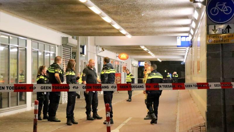 Explosie bij Kiosk