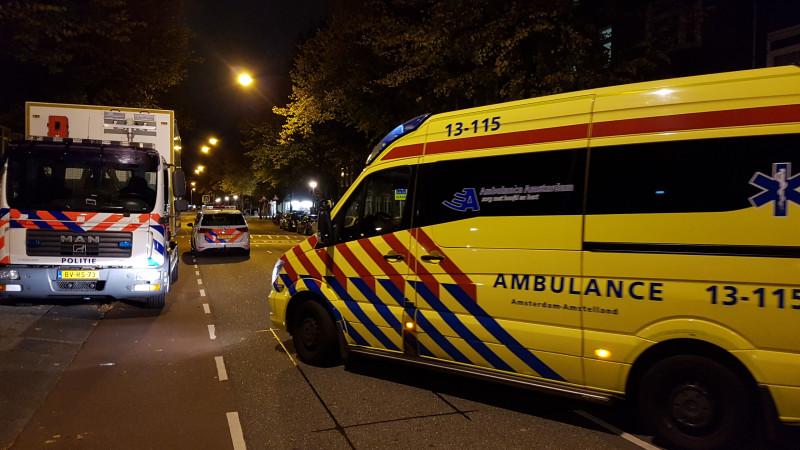 Vier doden bij schietpartij in woning Amsterdam
