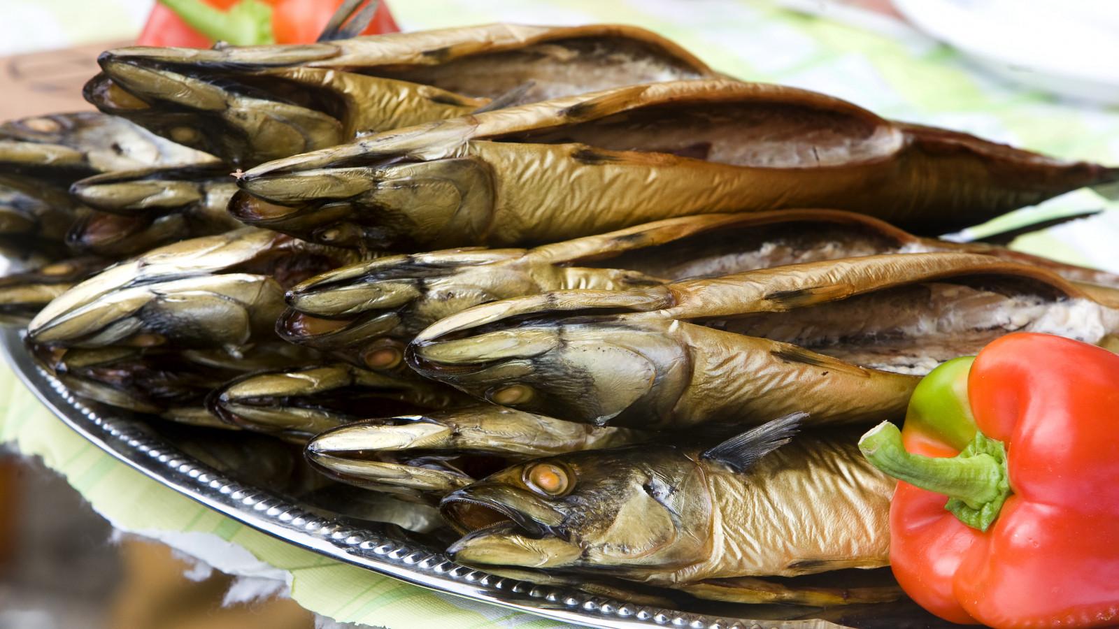 Niet de makreel van het artikel / ANP