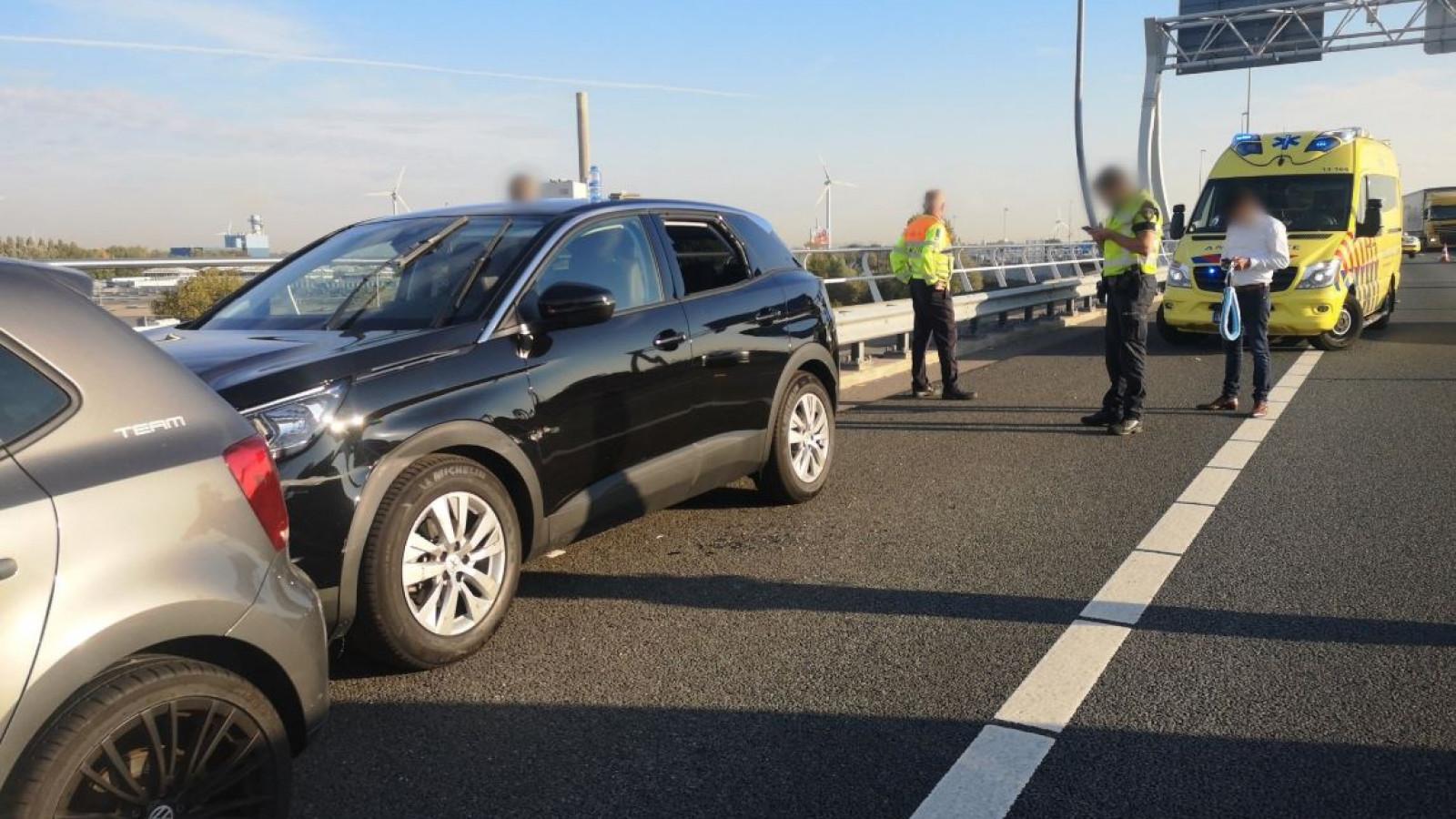 Politie Team Hoofdwegen Amsterdam