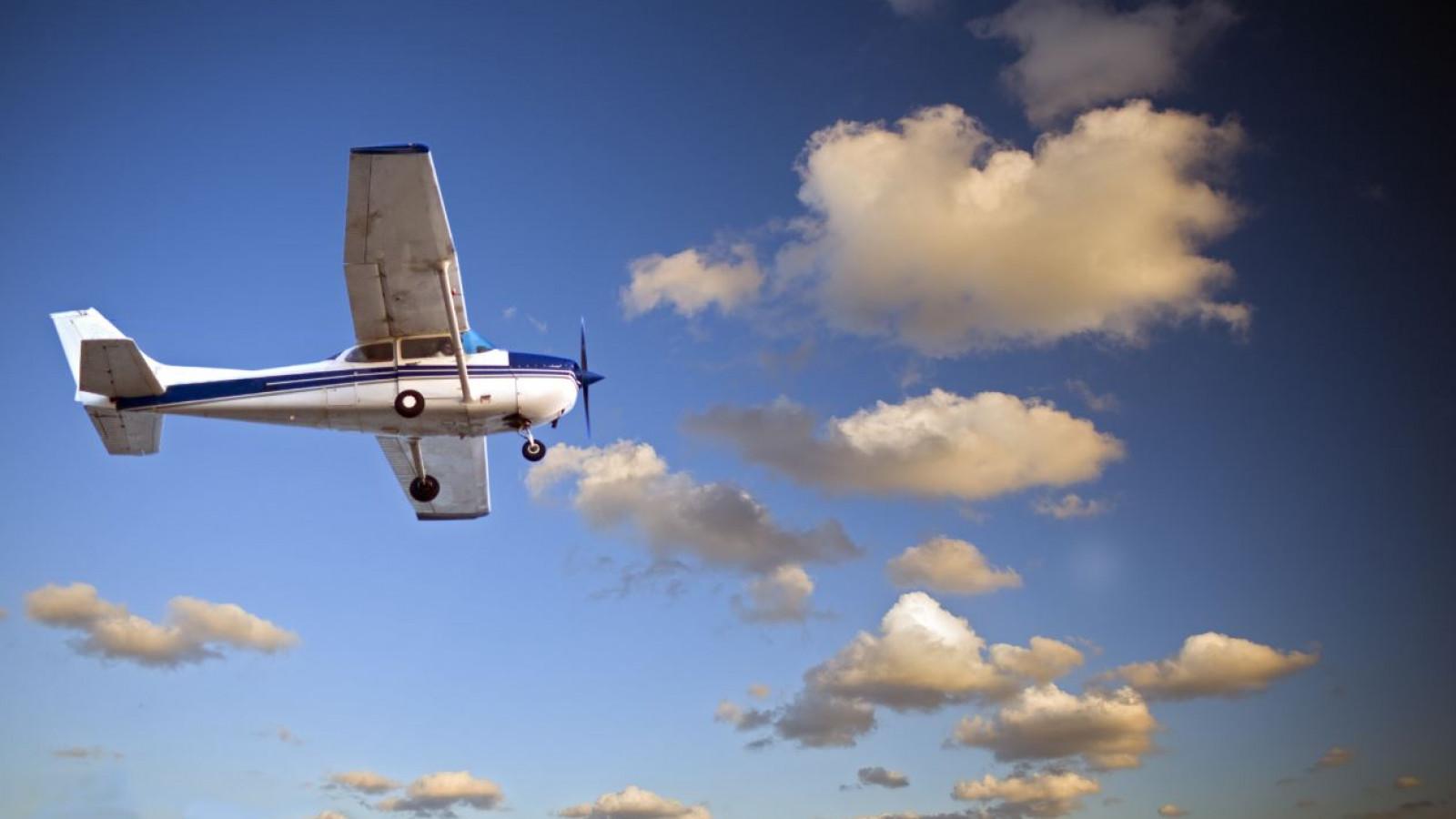 Shutterstock (let op: dit is niet het betreffende vliegtuig)