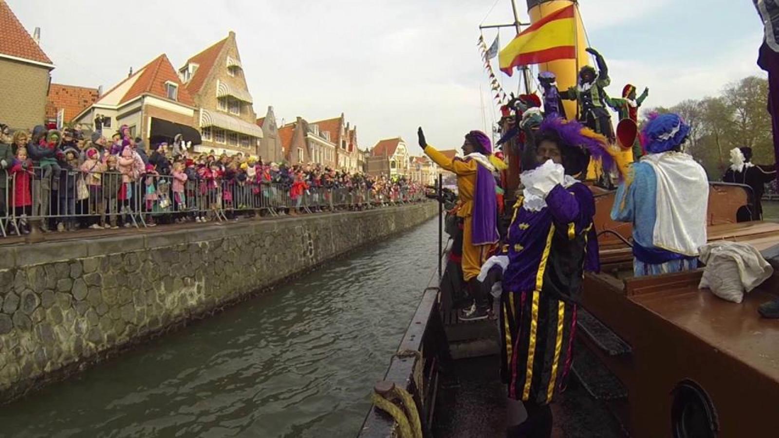 Welkomstcomité Zwarte Piet Hoorn